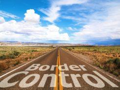 Passage aux frontières