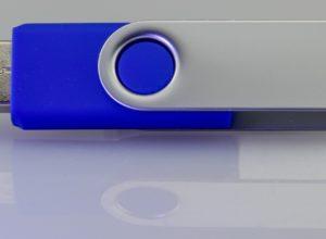 Une clé USB personnalisée
