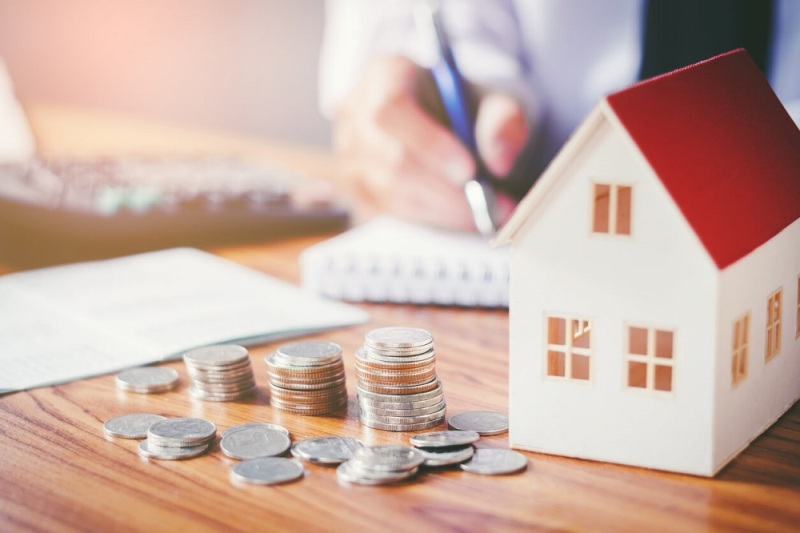 Représentation d'un investissement immobilier