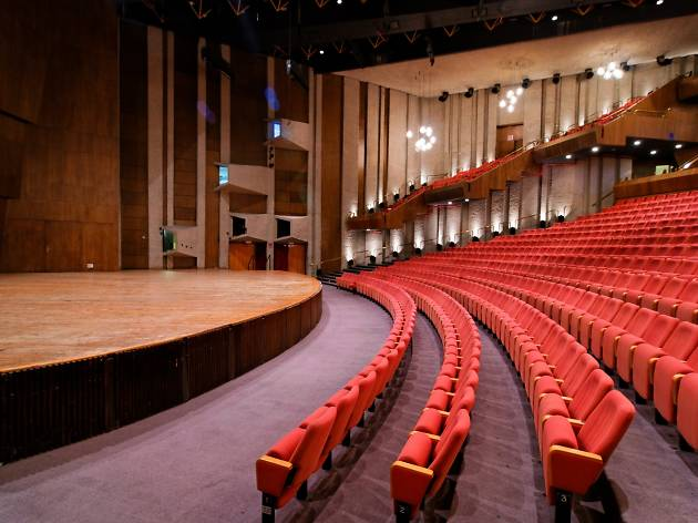 Le théâtre de Jérusalem